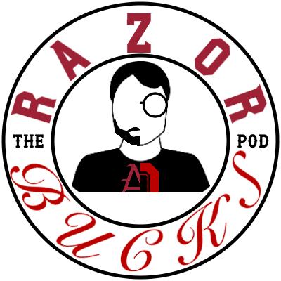 The RazorBucks Podcast Ep. 1   Clemson Falls and COVID Strikes